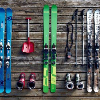 Ski gadgets