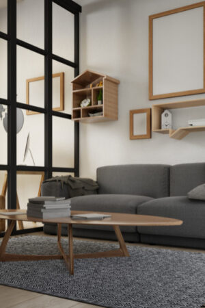 interior-poster-living-room-with-colorful-white-sofa